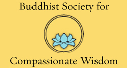 Buddhist Society for Compassionate Wisdom Logo